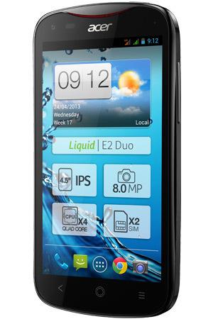 Modifiche e ottimizzazioni per Acer Liquid E2 Duo